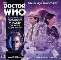 Doctor Who The Novel Adaptations 7: Theatre of War - Audio CD